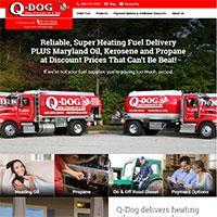 Q-Dog homepage